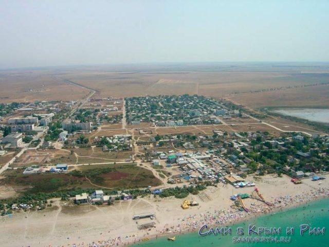Поселок-Штормовое