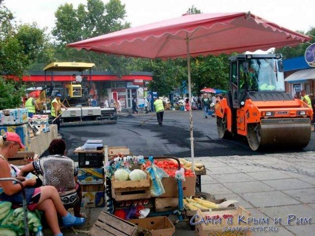 Рынки-Симферополя