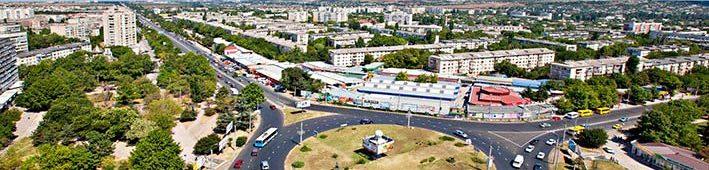 Симферополь-сверху
