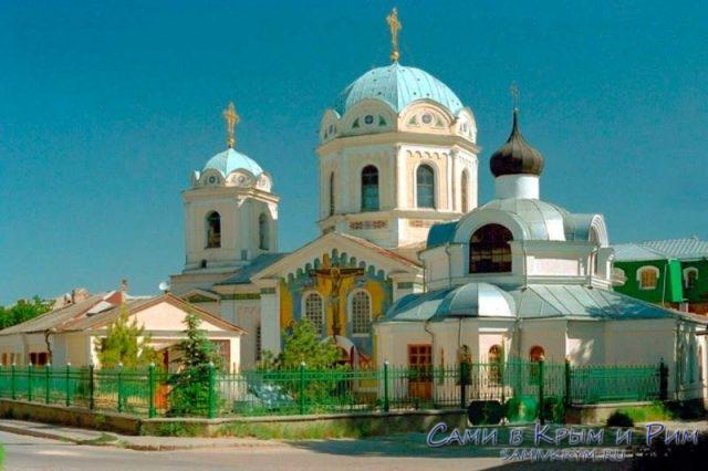 Свято-Троицкий-монастырь