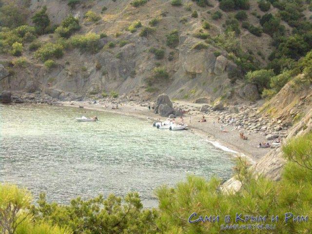 Царский-пляж