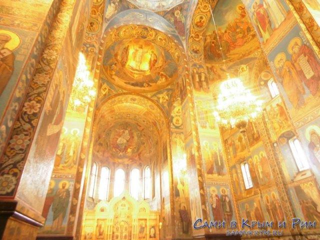 Внутри-собора