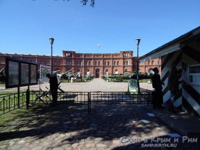 Военно-исторический-музей-Питера