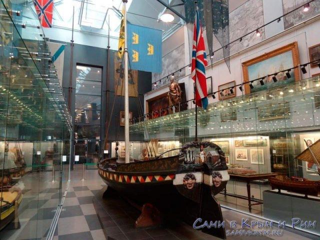 Военно-морской-музей-Питербурга