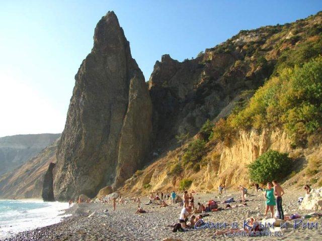 Яшмовый-пляж