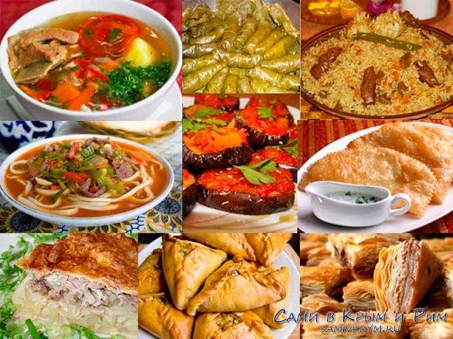 крымско-татарская-кухня