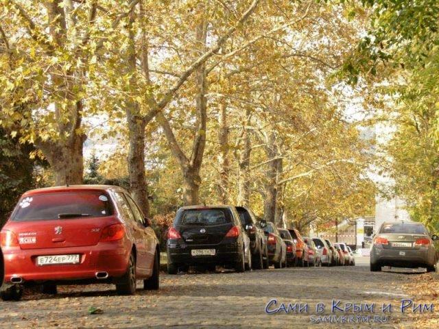 парковка-машин