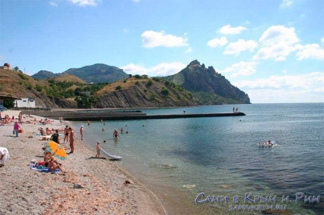 пляжи-Курортного
