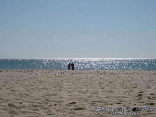 тихое-море