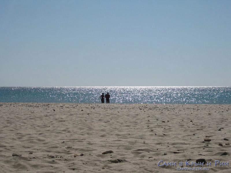 Пляжи Штормового в Крыму – фото, описание | Пансионат Ялтас | 600x800