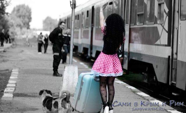 Девушка-без-весла-но-с-чемоданом