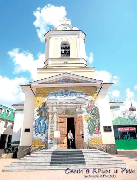 Колокольня-собора