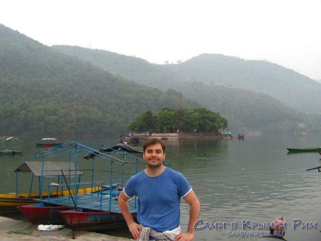 Озеро-Фева-в-Покхаре