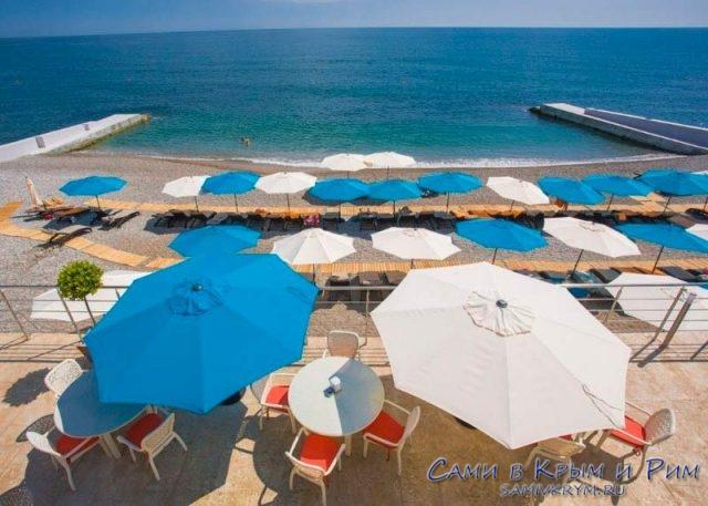 Пляж-Мрии