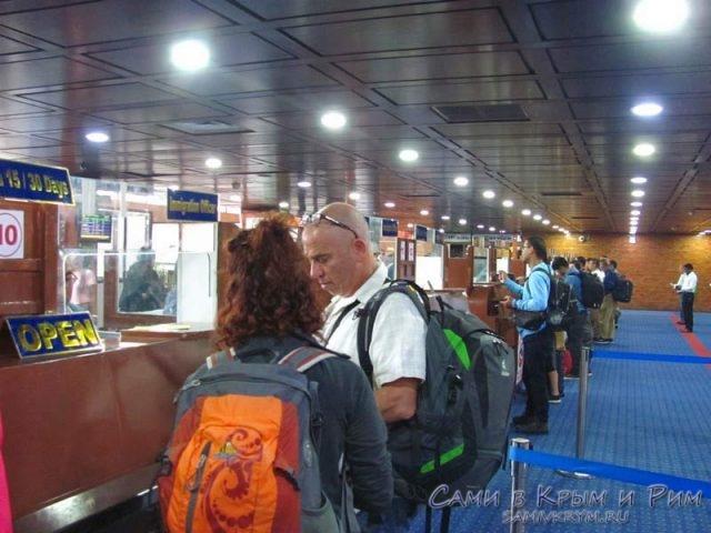 Получение-визы-в-Катманду