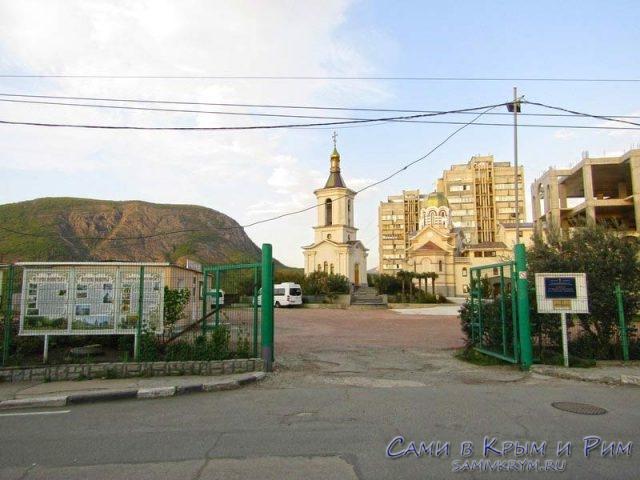 Церковь-в-Партените