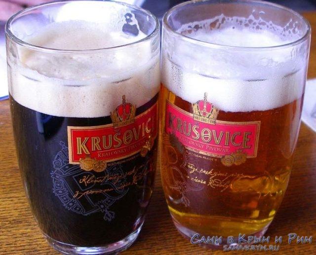 Крушовице_пиво