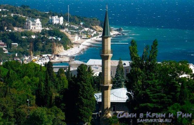 Мечеть_в_Симеизе