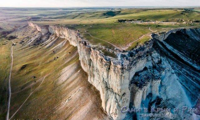 Белая-скала-Белогорск