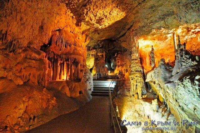 Красная-пещера-Крым
