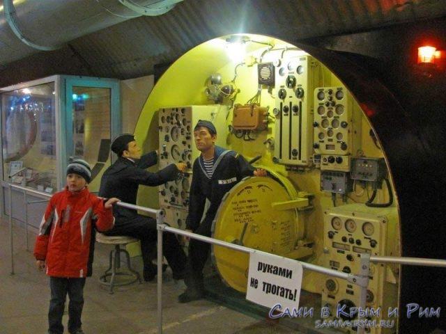 Музей-подлодок-Балаклава