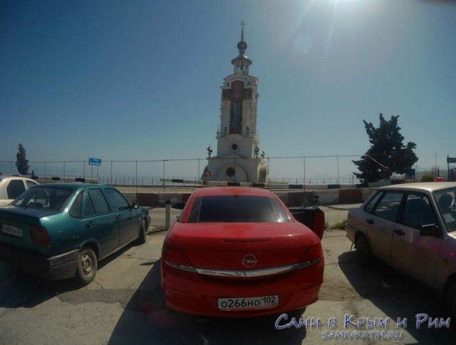 На-машине-по-Крыму