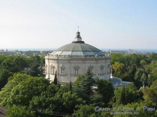 Панорама-в-Севастополе