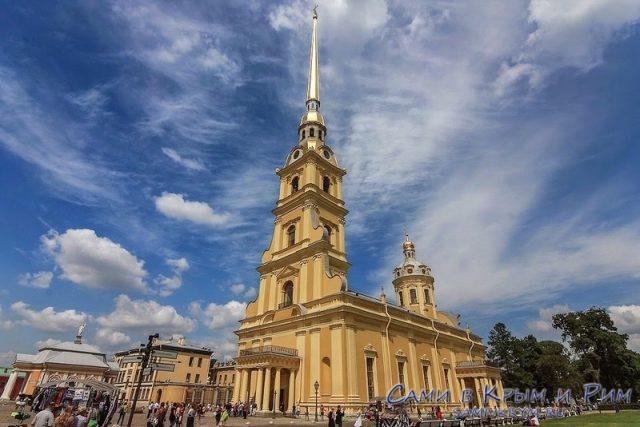 Петропавловский-собор-в-Питере