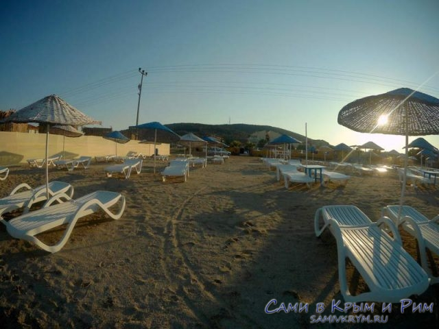 Пляж-на-турецких-островах