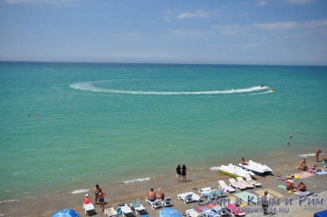 Пляжи-Николаевки