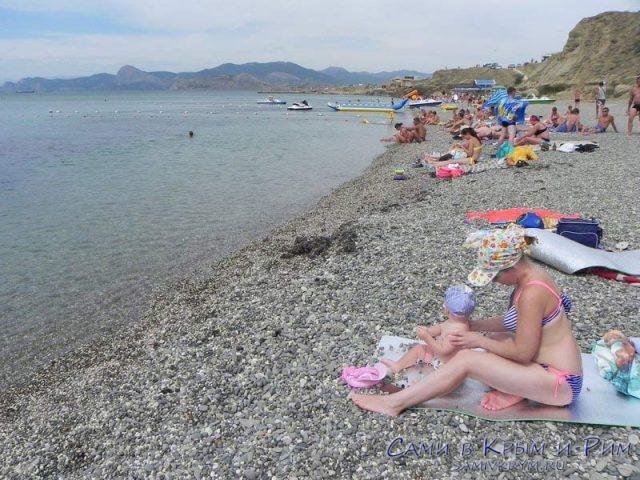 Пляжи-на-мысе-Меганом