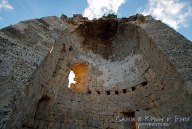 Сюреньская-крепость