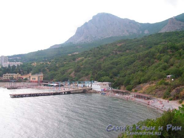 Тихая-бухта-Форос