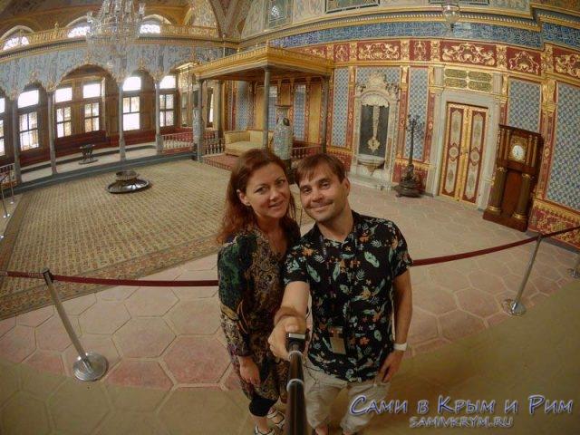 В-гареме-дворца-Топкапи