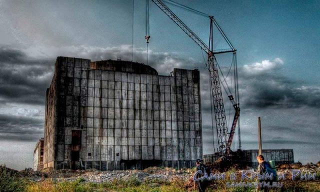 Заброшенная-АЭС-в-Щелкино