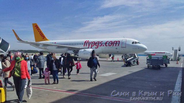 Авиакомпания-Пегас