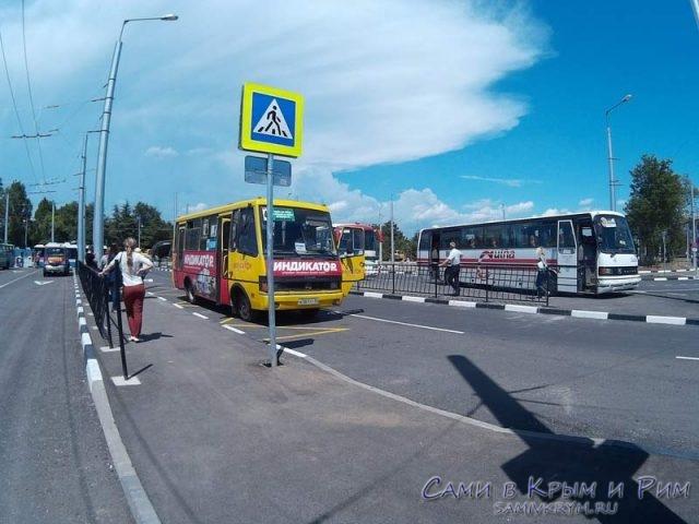 Автостанция-в-аэропорту