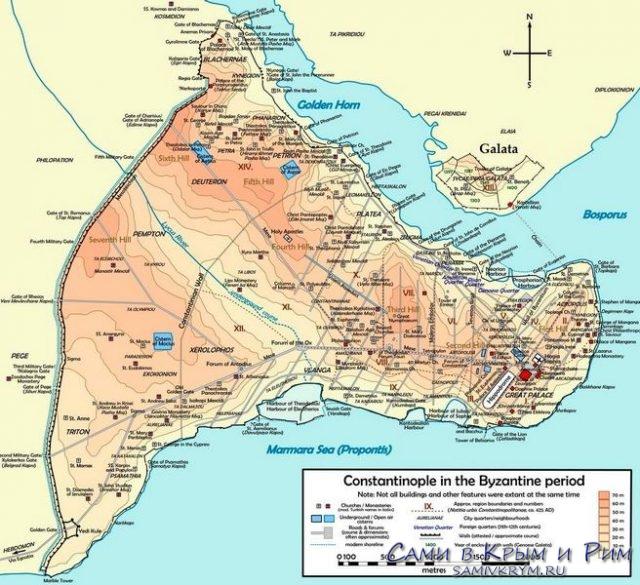 Byzantine-Constantinople