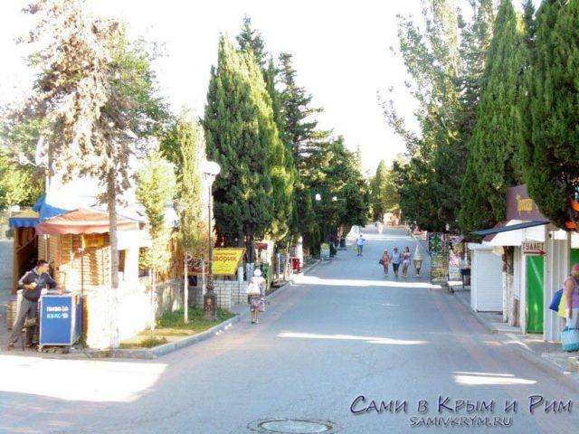 Кипарисовая-алея