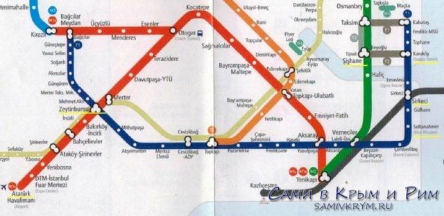 Первый-взгляд-на-метро-Стамбуле