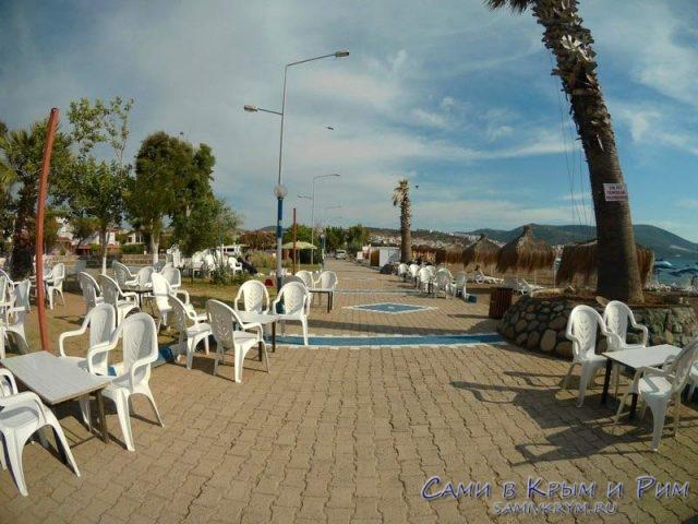 Пляж-в-Дикили