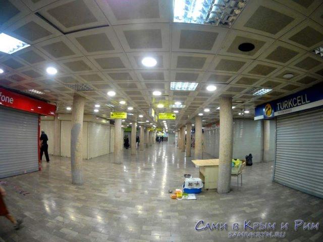 Подземный-переход-Стамбул
