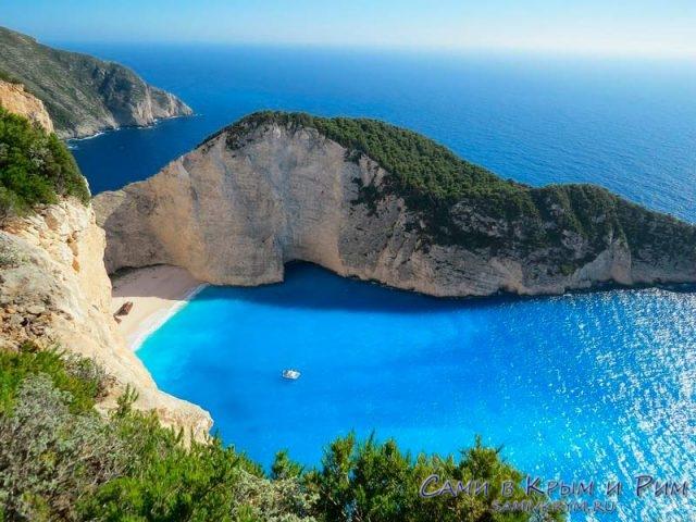 Средиземнорские-пляжи-Турции