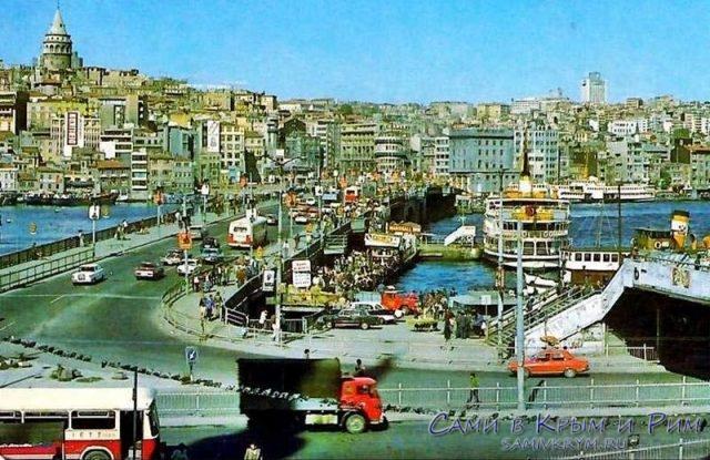 Стамбул-80-е-годы