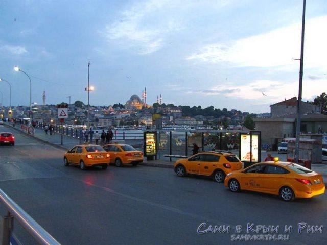 Таскисты-в-Стамбуле