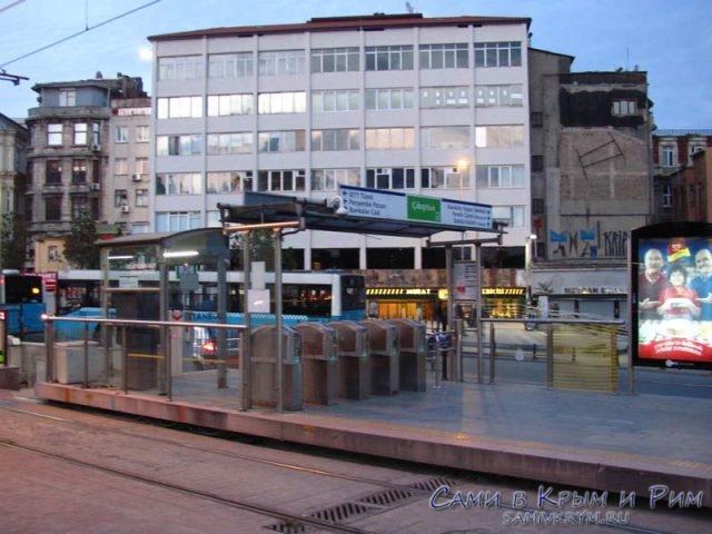 Турнекеты-трамвая