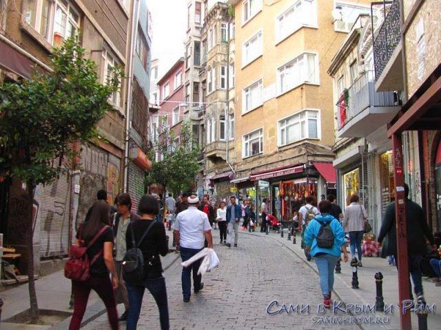 улица-Юксекальдерим