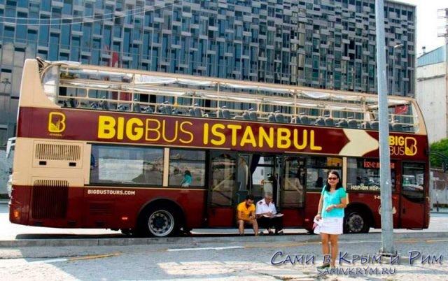 Автобус-Биг-Бас-в-Стамбуле