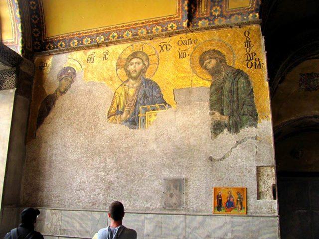 Древние-фрески