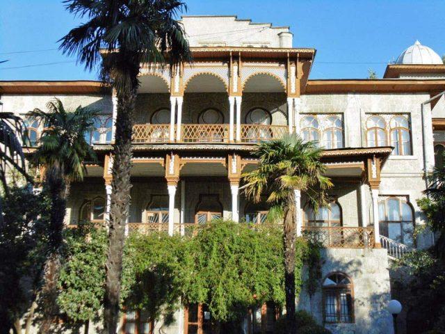 Карасан-имение